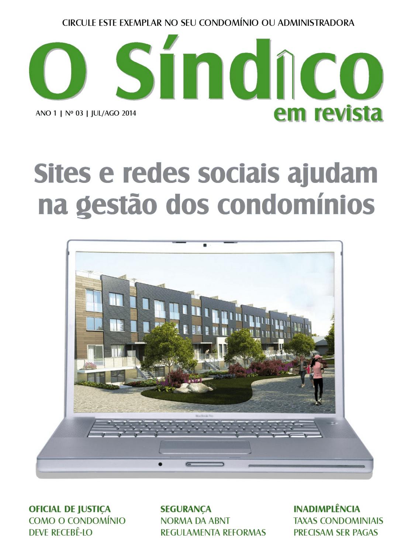 Edição 03 | Jul/Ago 2014