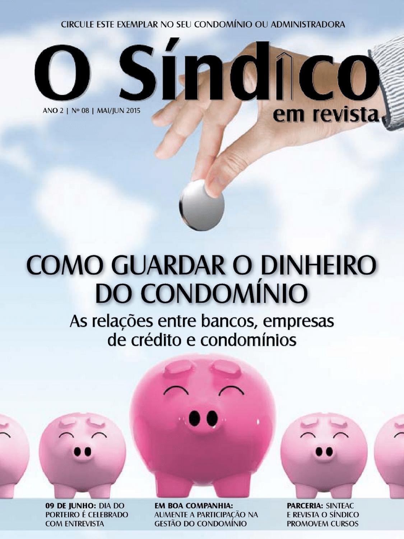 Edição 08 | Mai/Jun 2015