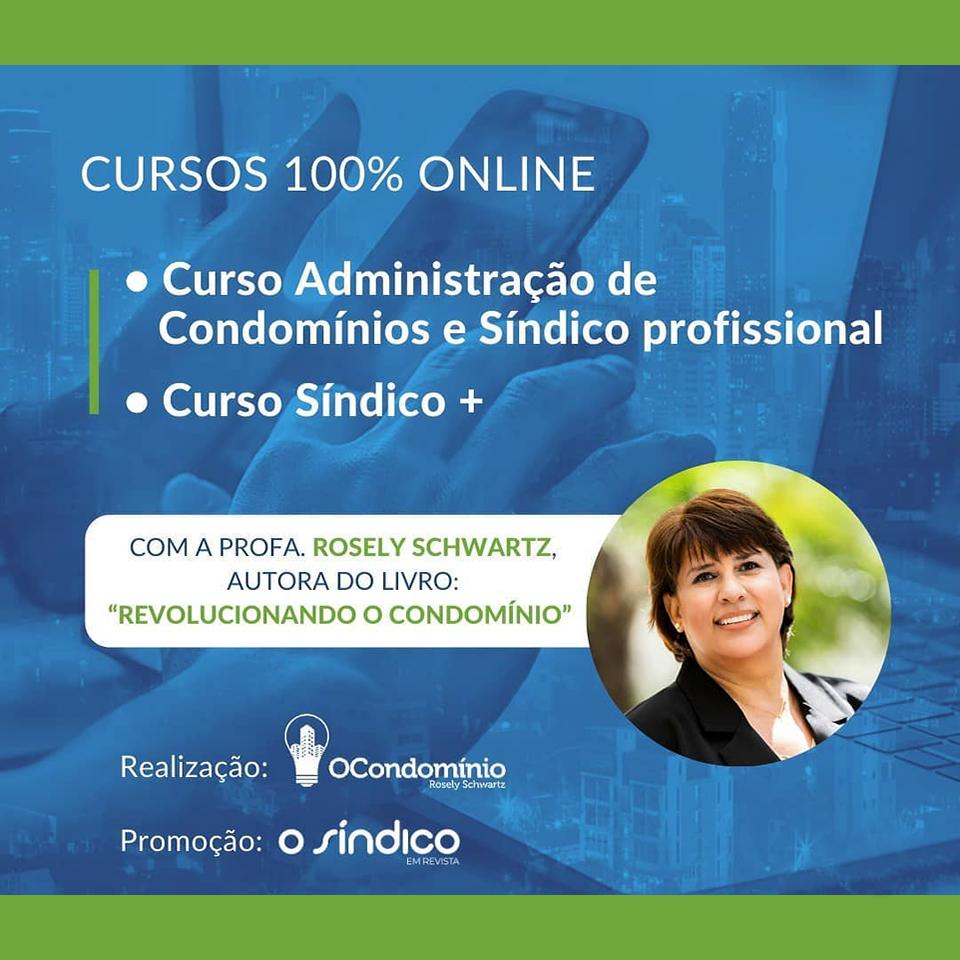 Curso de administração de condomínios e síndico profissional