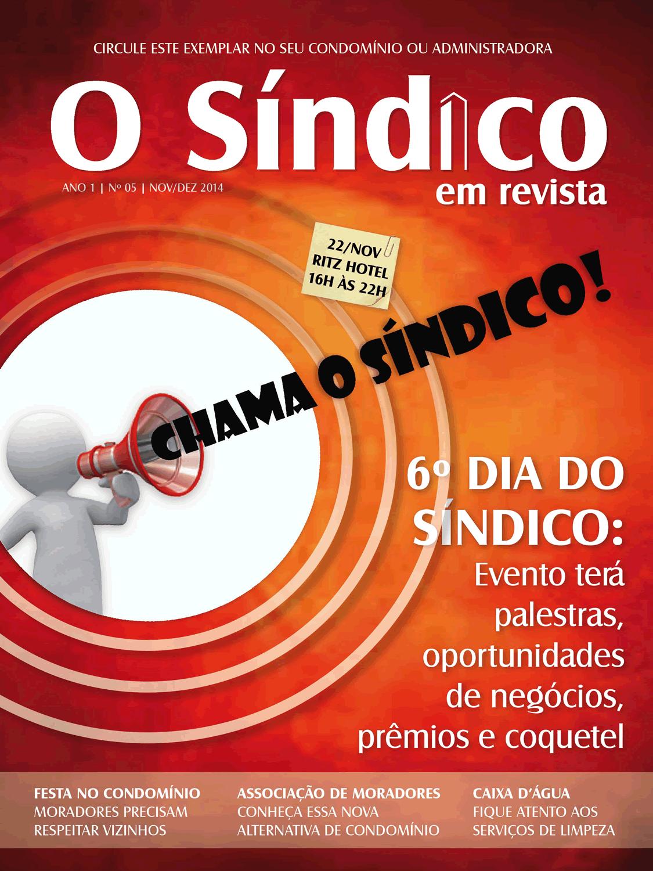 Edição 05 | Nov/Dez 2014