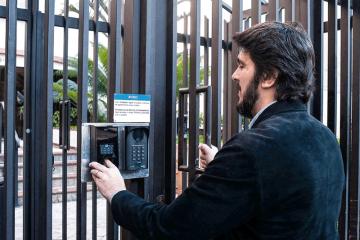 Como tornar mais seguro o controle de acesso de visitantes no condomínio