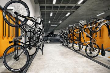 Bicicletário para condomínio: como criar e implementar